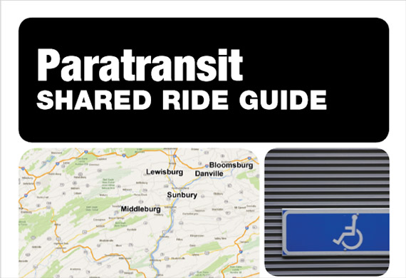 paratransit guide in English