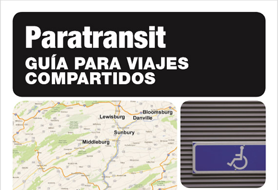 paratransit guide cover image